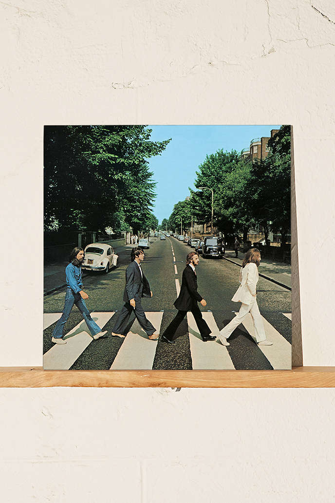 The Beatles / Abbey Road   A classic that I've always thought I need in my collection.