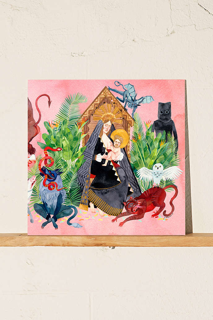 Father John Misty / I Love You, Honeybear   I've become a big Father John Misty fan over the past couple of years, and it's time I acquired a copy of this to spin.