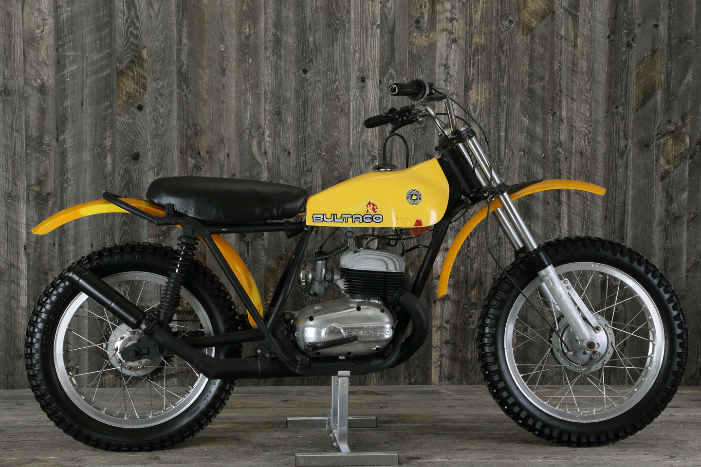 1970 Bultaco Pursang 250