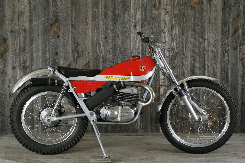 1973 Bultaco Sherpa T 350