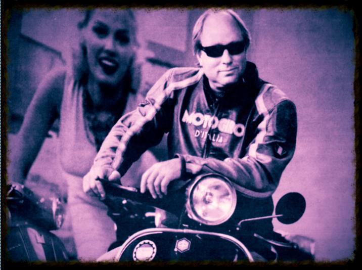 Bobby Weindorf, Moto Talbott's curator and restorer