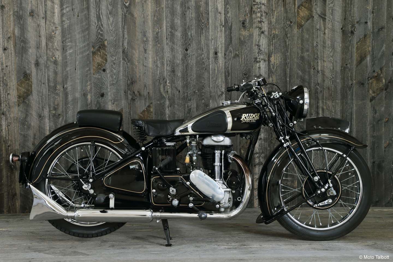 1938 Rudge Special 500