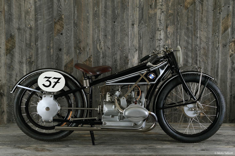 1925 BMW R37