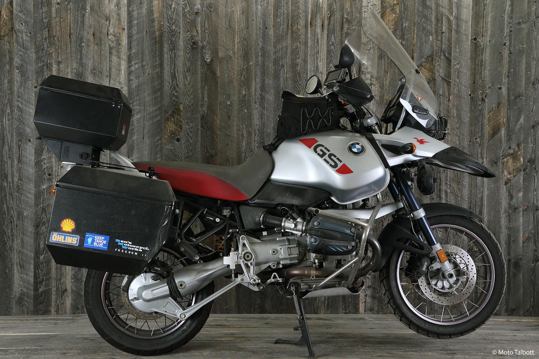 2002 BMW R1150 Adventure