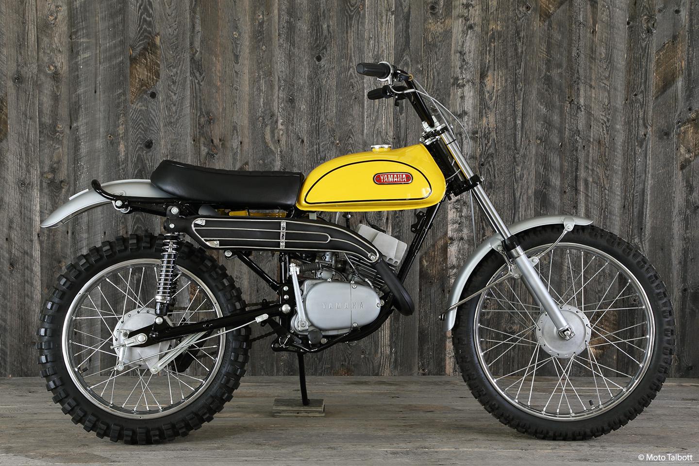 1970 Yamaha AT1