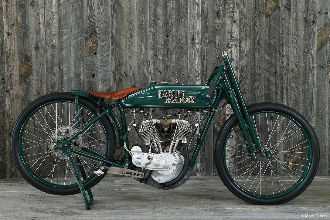 1922 Harley Davidson JD Board Racer
