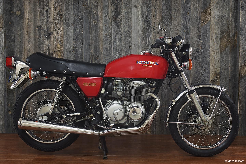 1975 Honda CB 400 Four SS