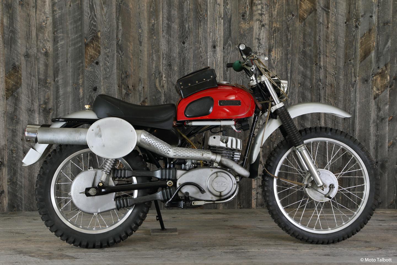 1969 MZ 250 ISDT