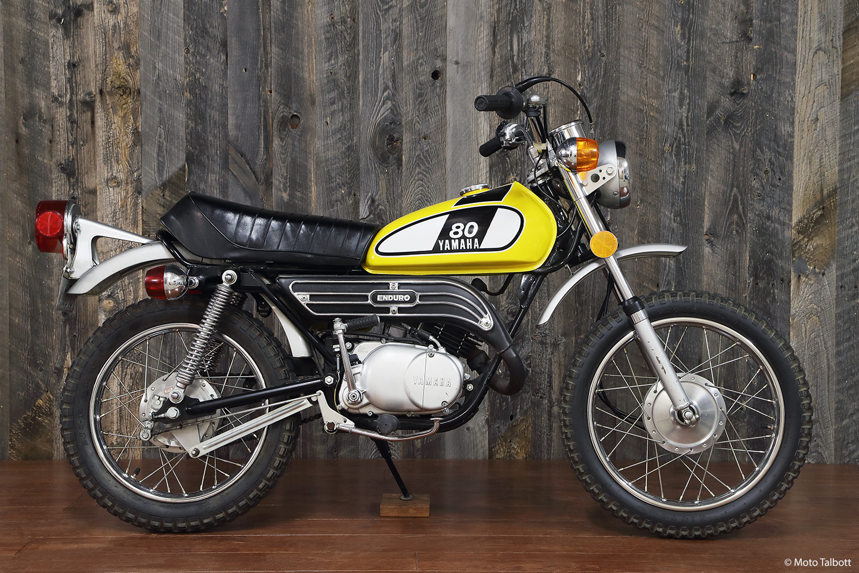 1976 Yamaha GT80 Enduro