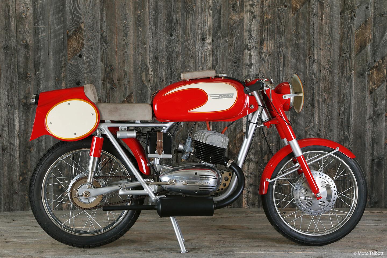 1957 Moto Islo 175cc Grand Sport