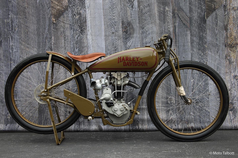 1911 Harley-Davidson Peashooter