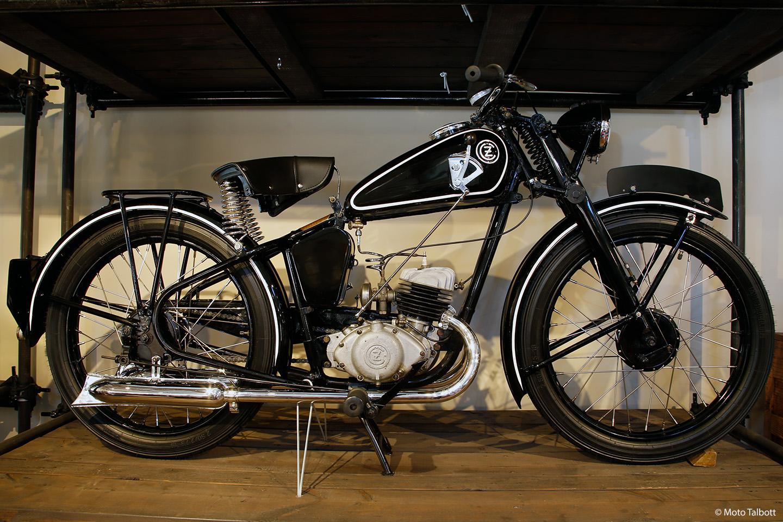 1946 CZ 125A