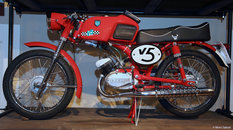 1975 SIS Sachs V5 Racing