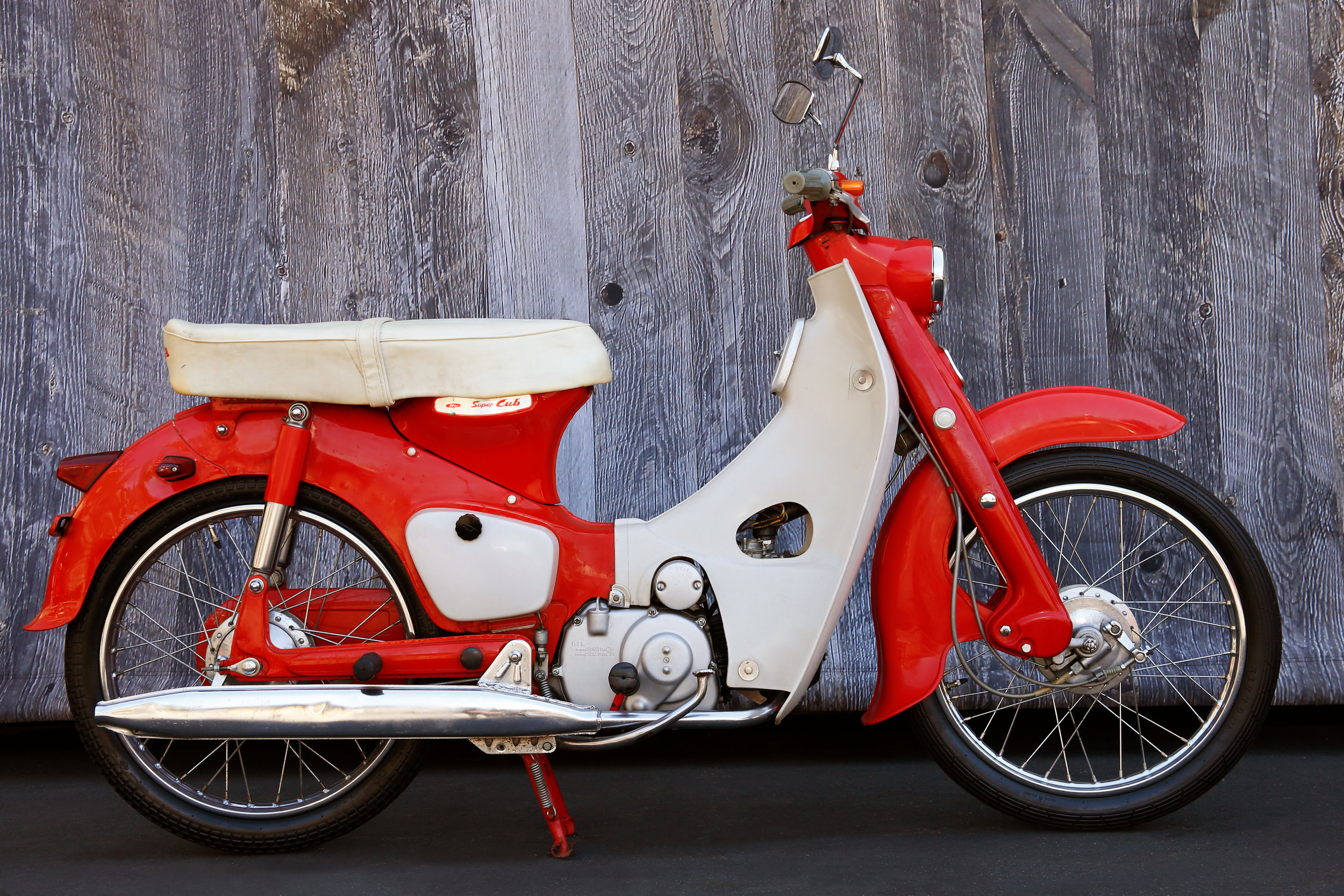 1959 Honda Super Cub 50 Model C102