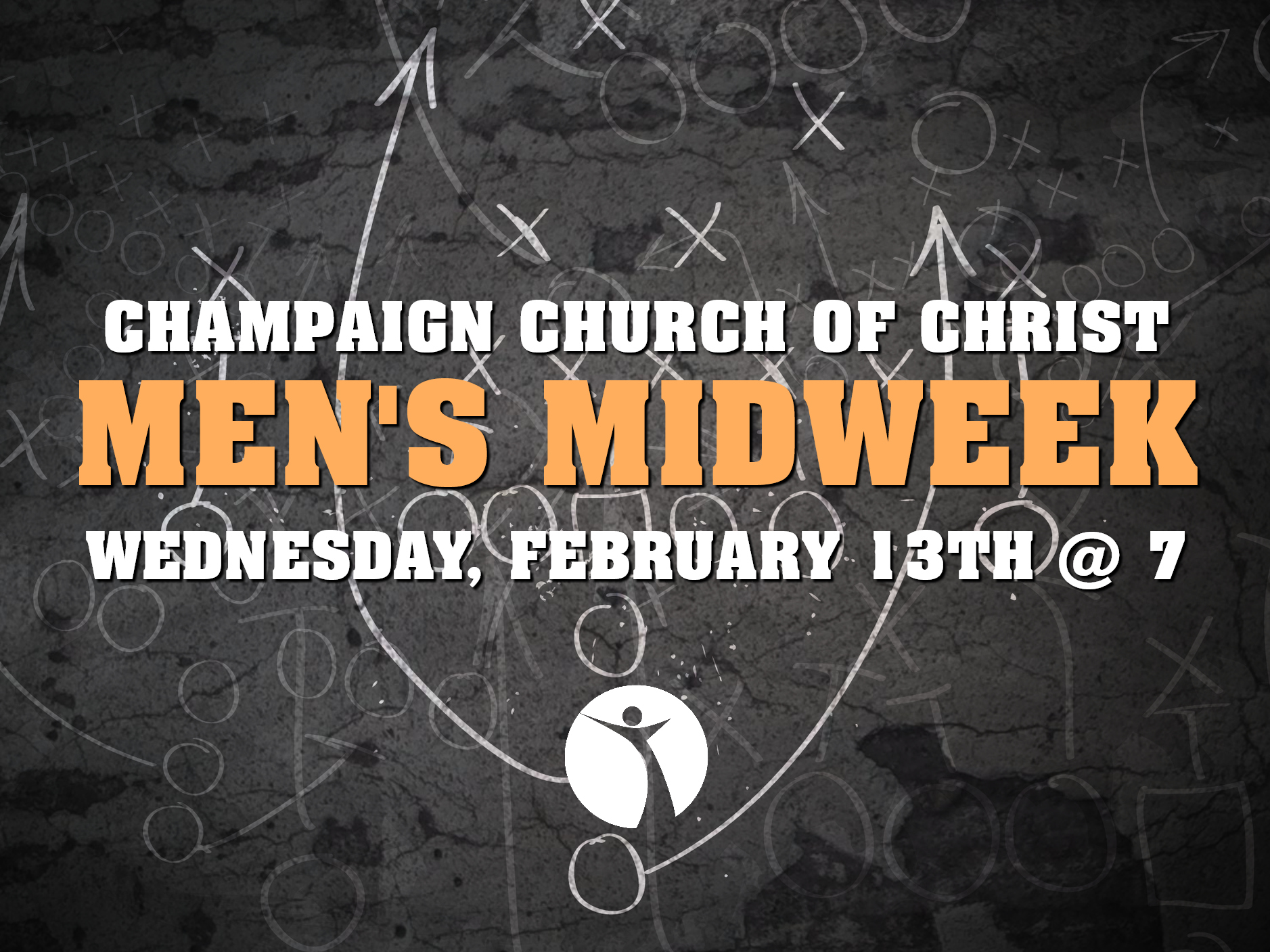 Men's Midweek on Wednesday, February 13th