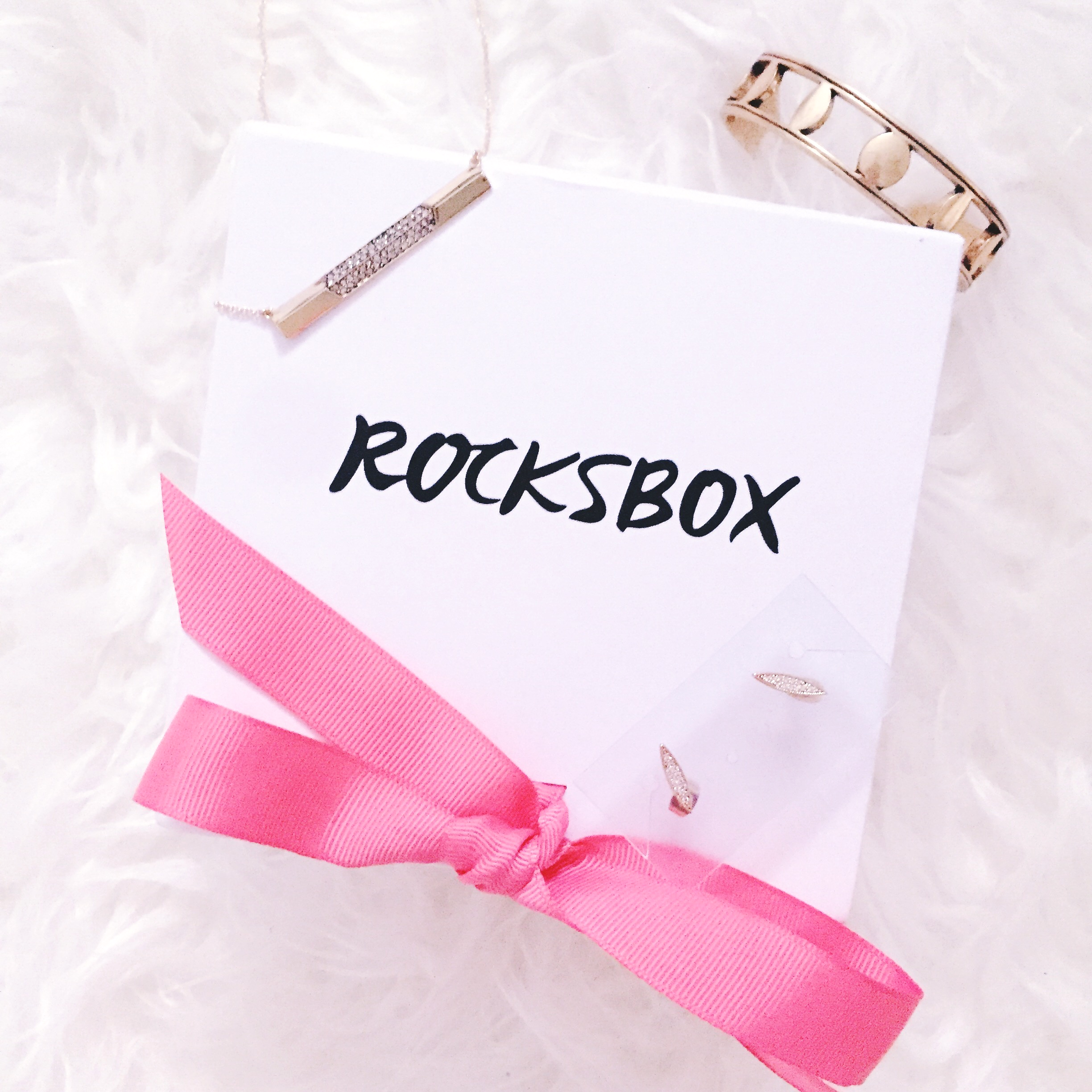 Rocksbox It Girl Opening + Review + FREE Box