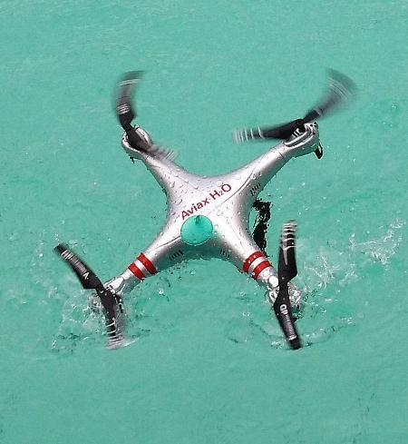 GPToys H20 Aviax Water Proof Drone ~ fun for the whole family.
