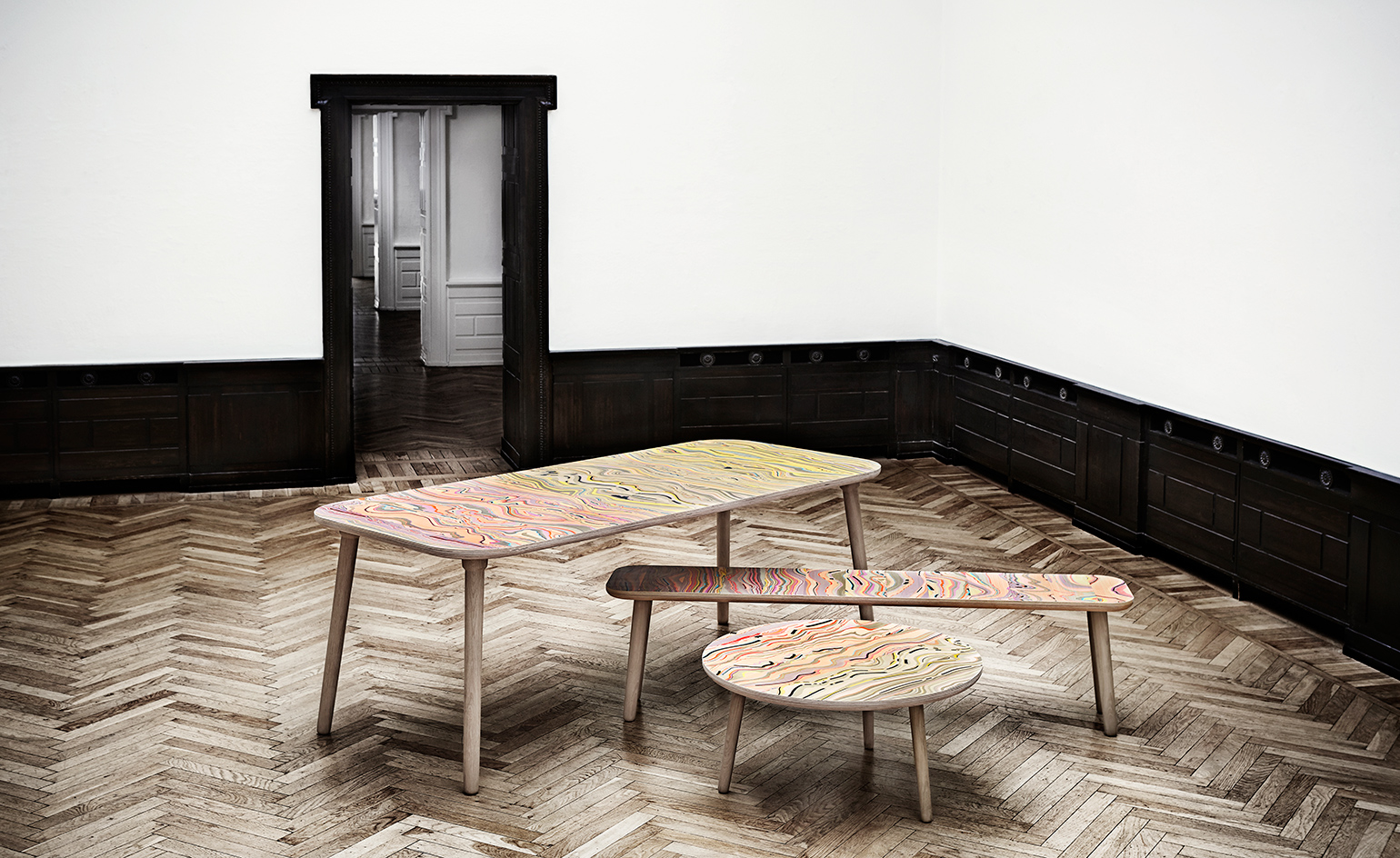 "Wallpaper Magazine: ""Marble Masterpieces: Snedker Studio Debuts New Furniture Collection"""