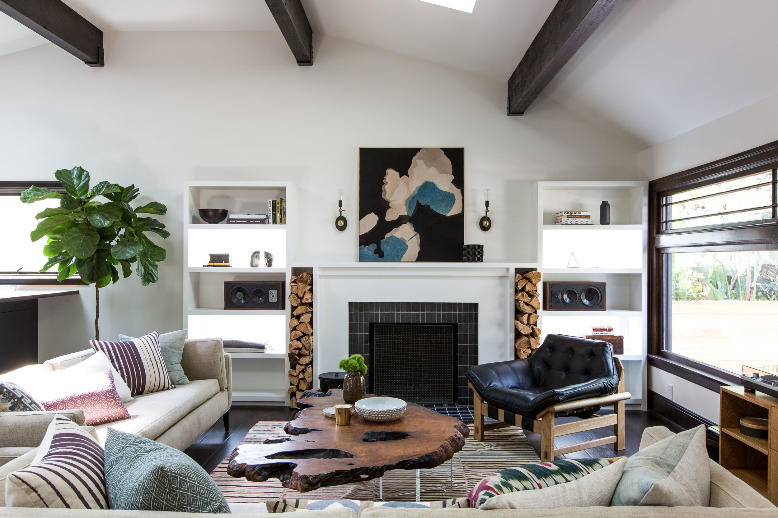 Architectural Digest: Tour a Hollywood Composer's 1920s L.A. Bungalow Designed by Brian Paquette