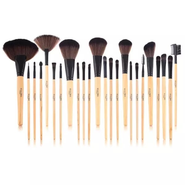 24-pc Ellore Femme Brush Set  / Photo Credit:  ElloreFemme.com