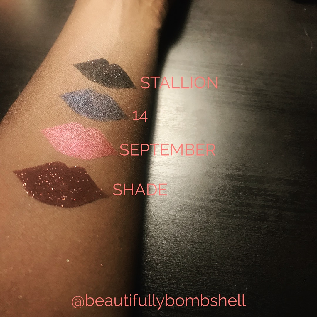Beautifully Bombshell Colourpopcosmetics Perception Palette In