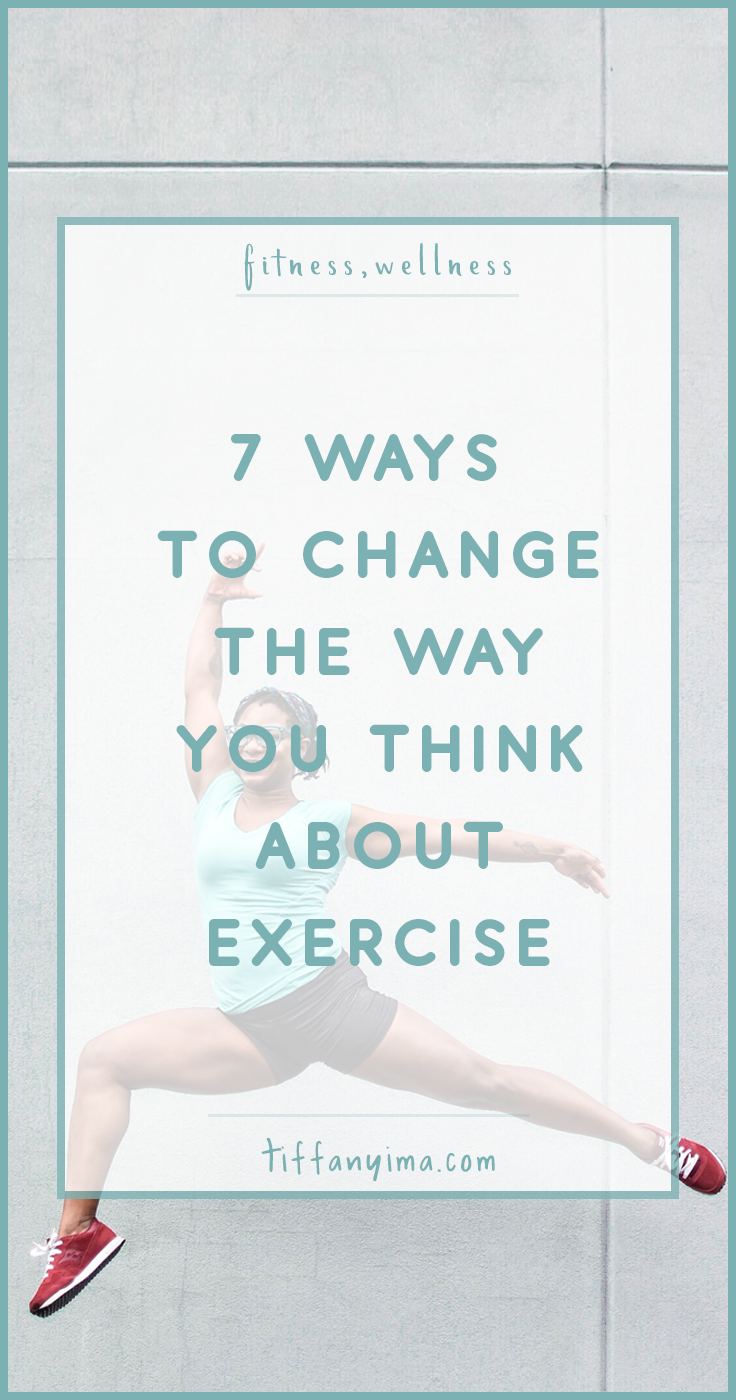 """You decided you need to be healthier and are fully aware you need to start exercising regularly and change the way you eat.  You understand that exercise will help you to stabilize your mood and help fight depression so in an attempt to get inspired, you scroll through Instagram and find a fit girl and you think """"I want to look like THAT. I few seconds scrolling her feed, you find some crazy booty exercise and immediately think """"I'd die if I try that"""" Click through to change your mindset about exercise and start improving your overall health now!"""