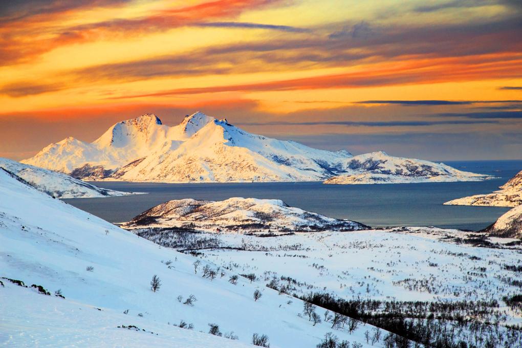 Arctic day