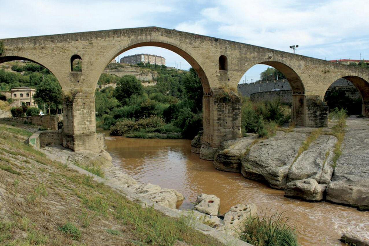 River Cardoner today, photo courtesy of the Jesuit Curia in Rome