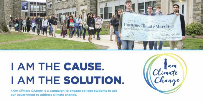 Catholic Relief Service's  I Am Climate Change.