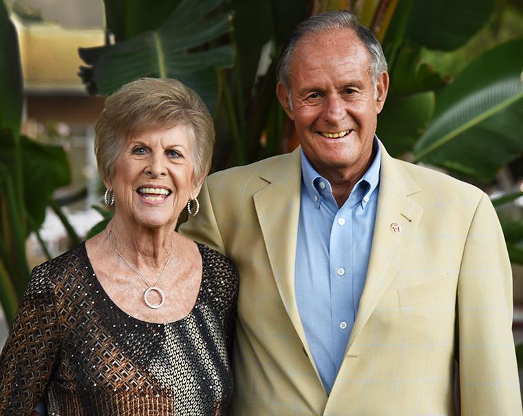 John A. (1960) and Susan Sobrato.