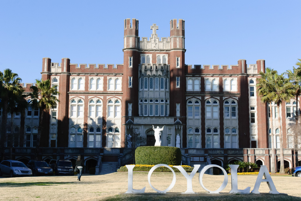 Photo of the Loyola New Orleans Campus.