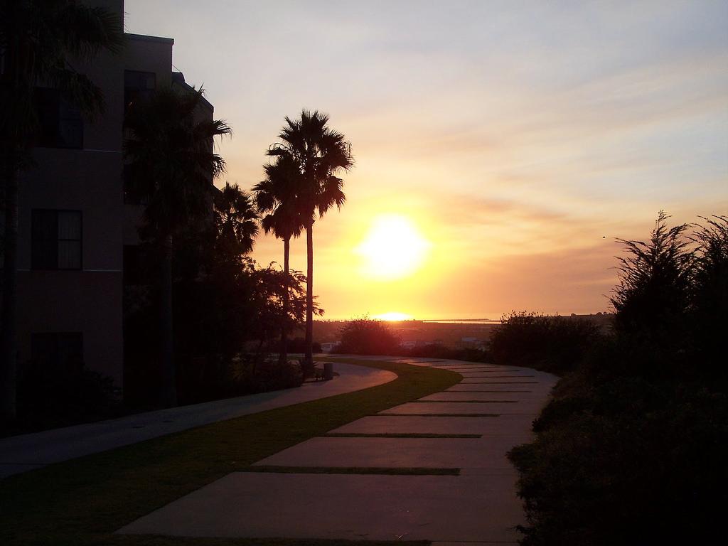 Loyola Marymount University at sunset. Photo Courtesy of  The Nitpicker  of the Flickr Creative Commons.