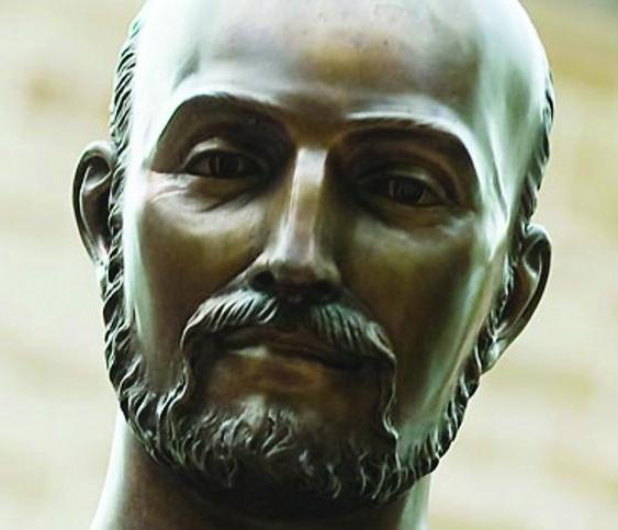 Ignatius of Loyola at  Rockhurst University