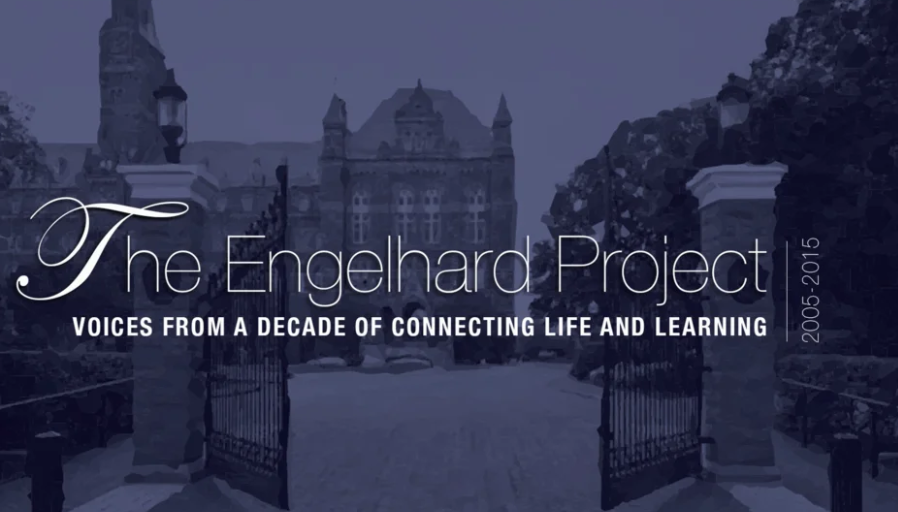 The Engelhard Project  Curriculum Infusion Model Faculty link academic course content to a selected well-being topic through the following elements: • Readings & Discussions • Campus Resource Professional Visit • Student Written Reflections