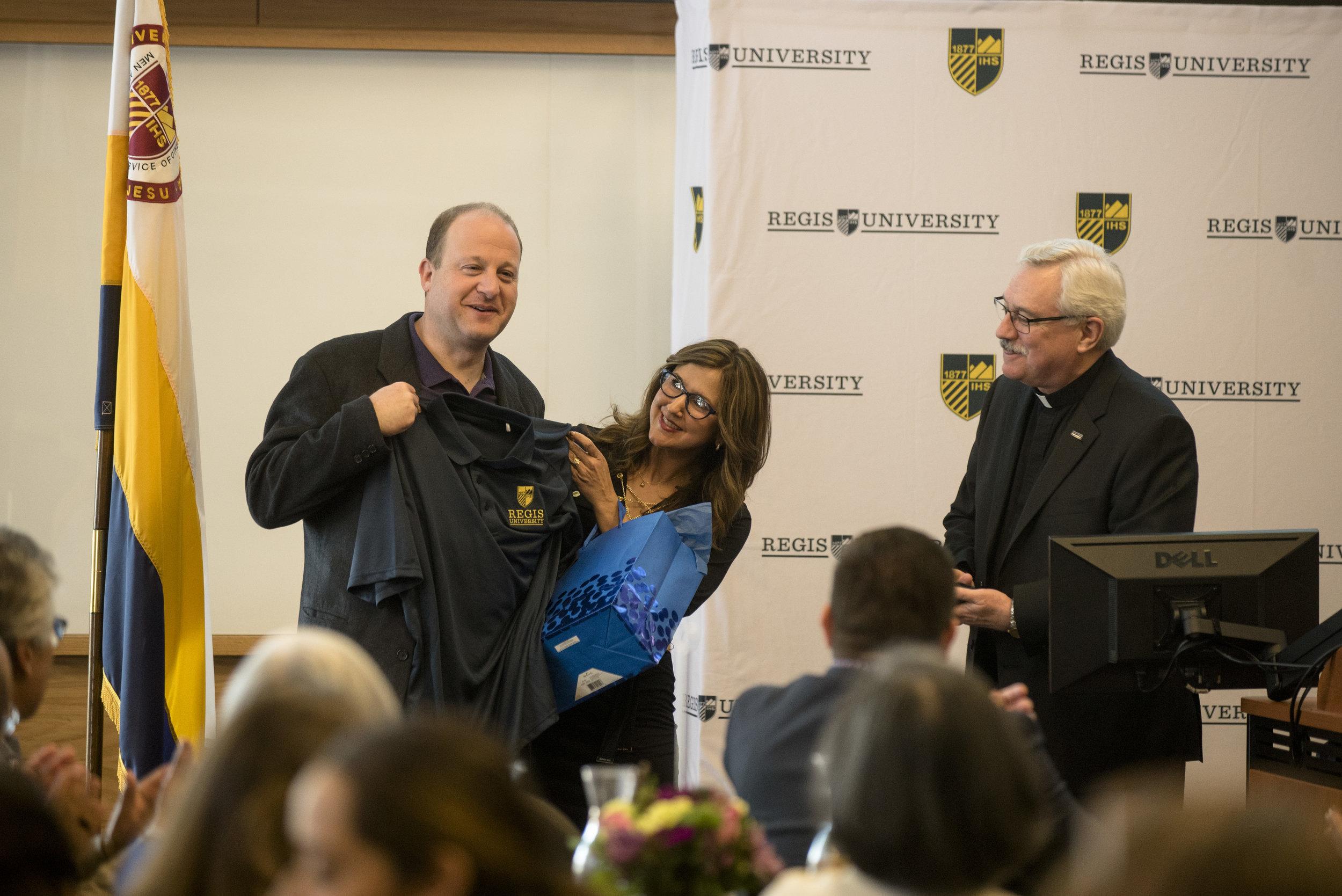 Photo featured courtesy of  Regis University .