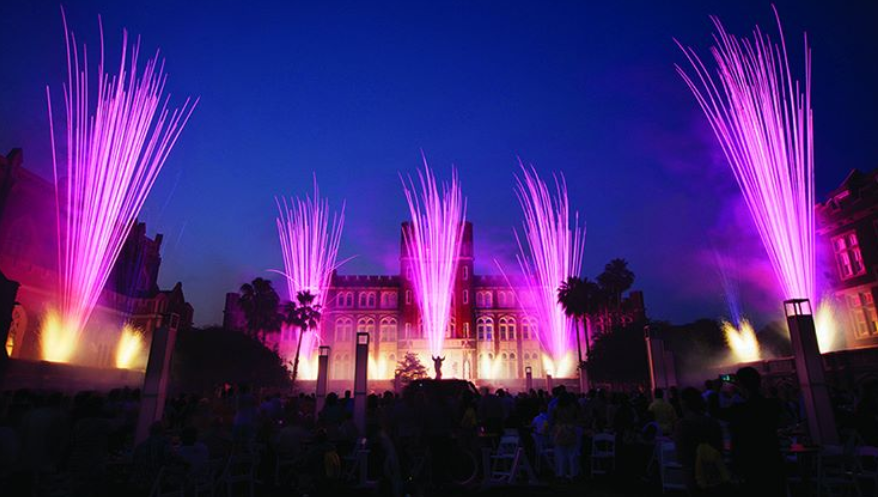 4th of July at  Loyola University New Orleans .