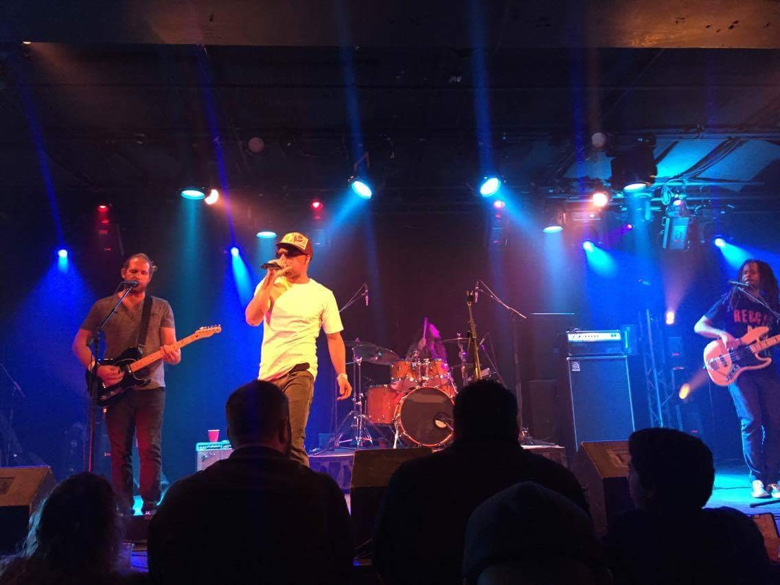 Live at The Republik in Hawaii