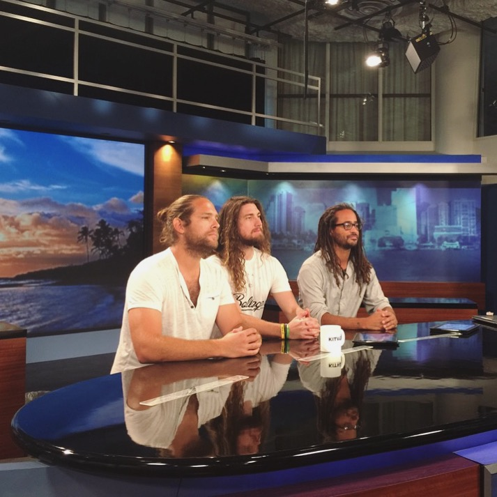 Cheers to Nothing tackling all the tough issues on Hawaiian television