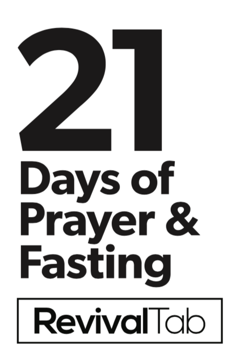 Click the image to Download the Guide for 21-Days of Prayer & Fasting.