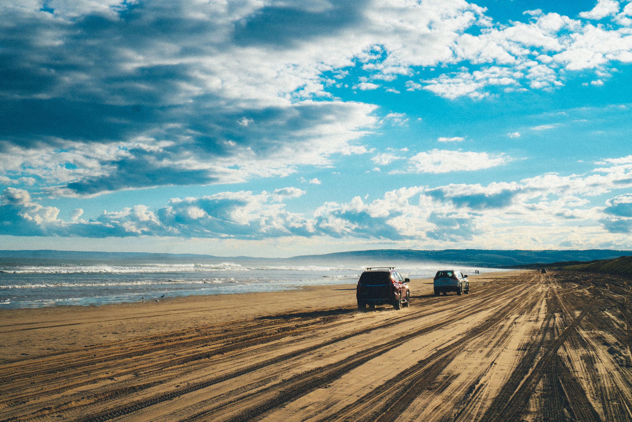 Goolwa Beach Cruising