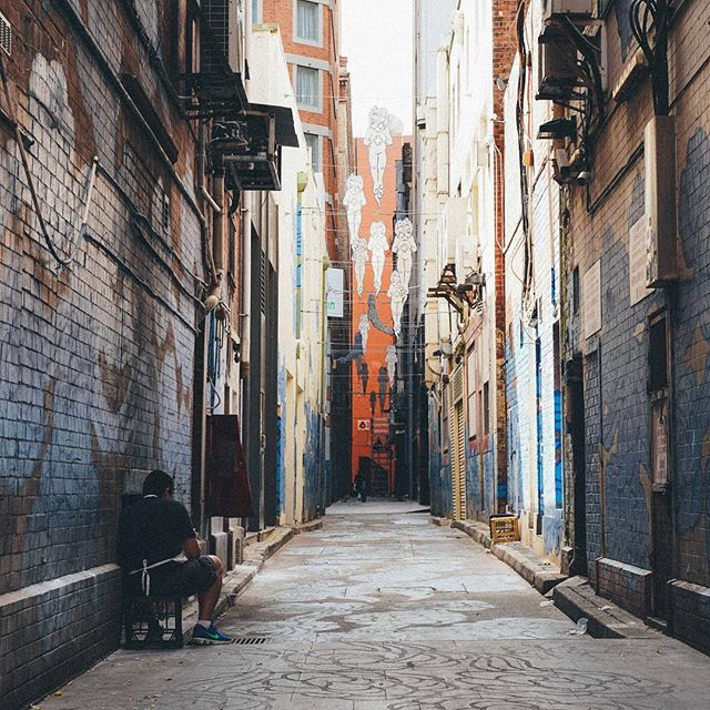 Kimber Lane - In Between Two Worlds. #sydney #sonyalpha #lunchbreak