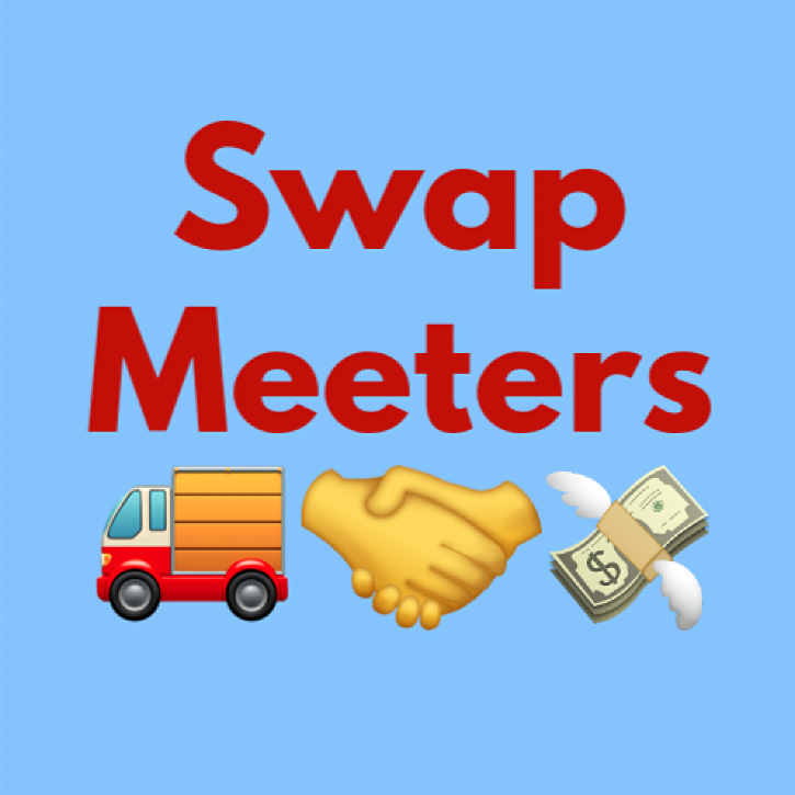 Social Media for Swap Meet, Flea Market, and Antique Show Vendors -