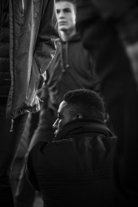 No Traveler Returns - USA , IVORY COAST . 2018Genre: Political DramaRunning Time: 12 min, 37 secA young African immigrant's struggles to adjust to life in America push him towards an existential crisis.Cast: Souléyamane Sy Savané, Dawuda Jabbie, Fatouma Jabbie, Maba BaSelections:Santa Barbara International Film Festival (2019)