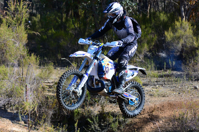 WARWICK SCOTT  Class - Clubman  Bio - Started riding motorbikes at the age of four, and has spent many years trail riding.  Completed his first season of racing in 2015 and finished 3rd in clubman class of the MCRCV championship.
