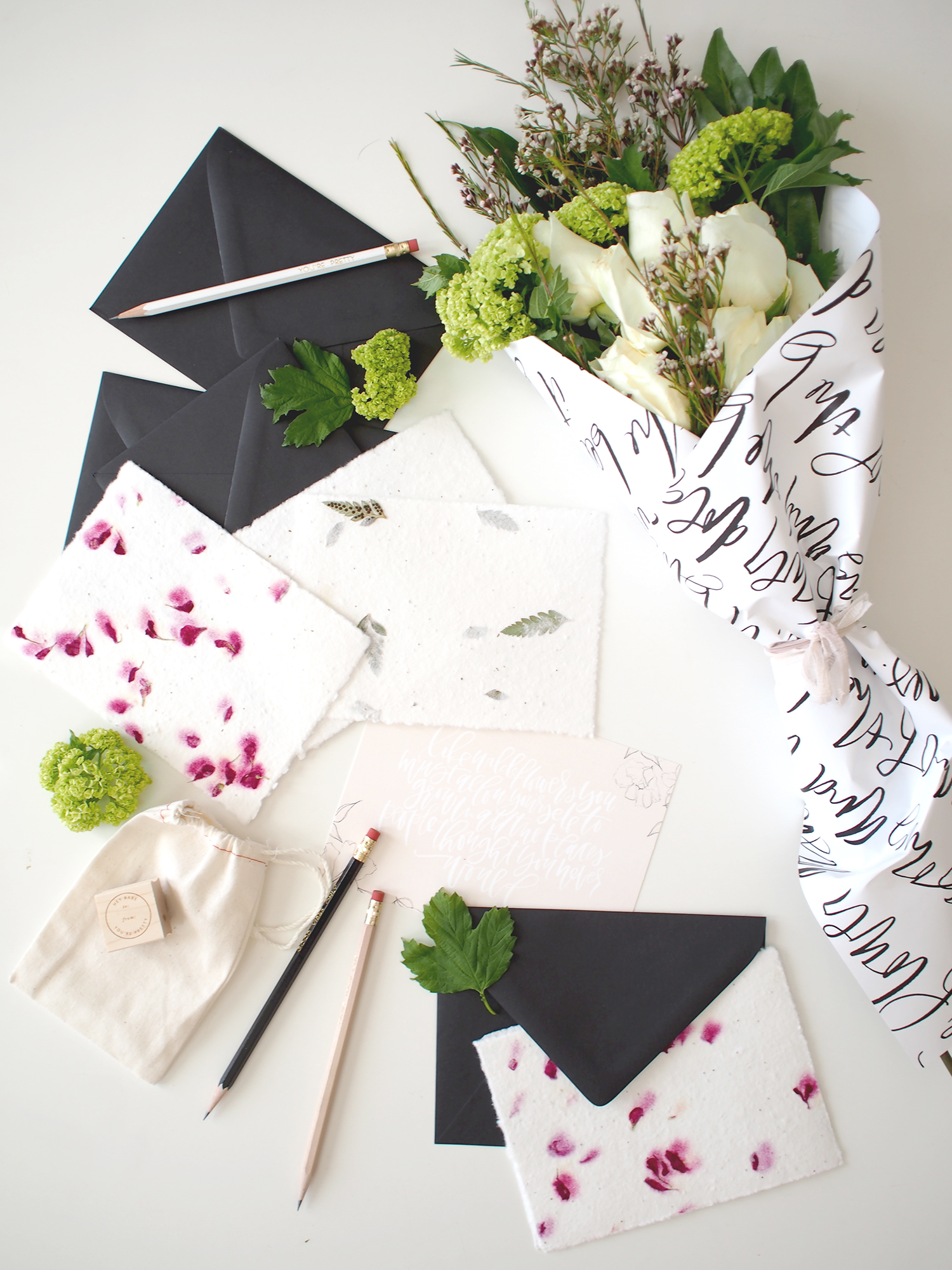 My monthly dose of cool paper inspiration. Photo by The Wilde House.