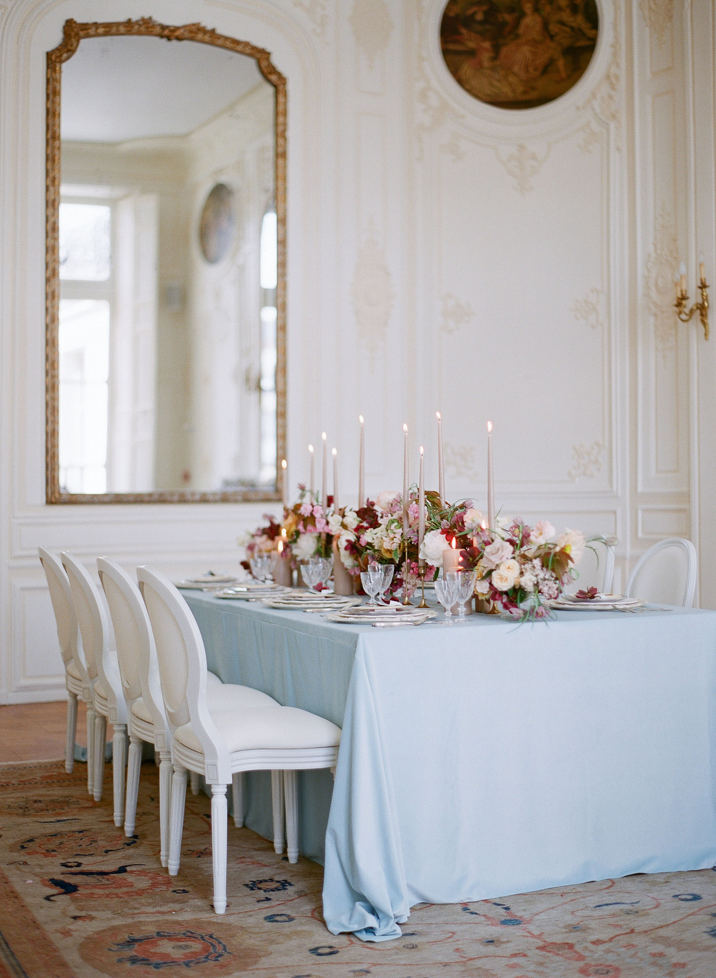 How about a little Chateau in France. Photo: Greg Finck