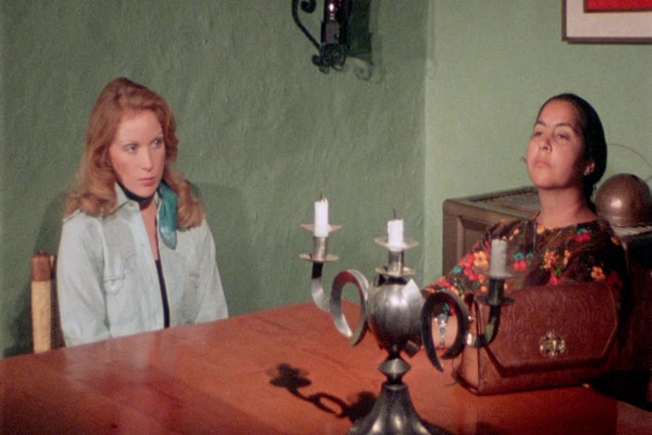 You will enjoy these films much more than this maid is enjoying sitting next to Sondra Currie.