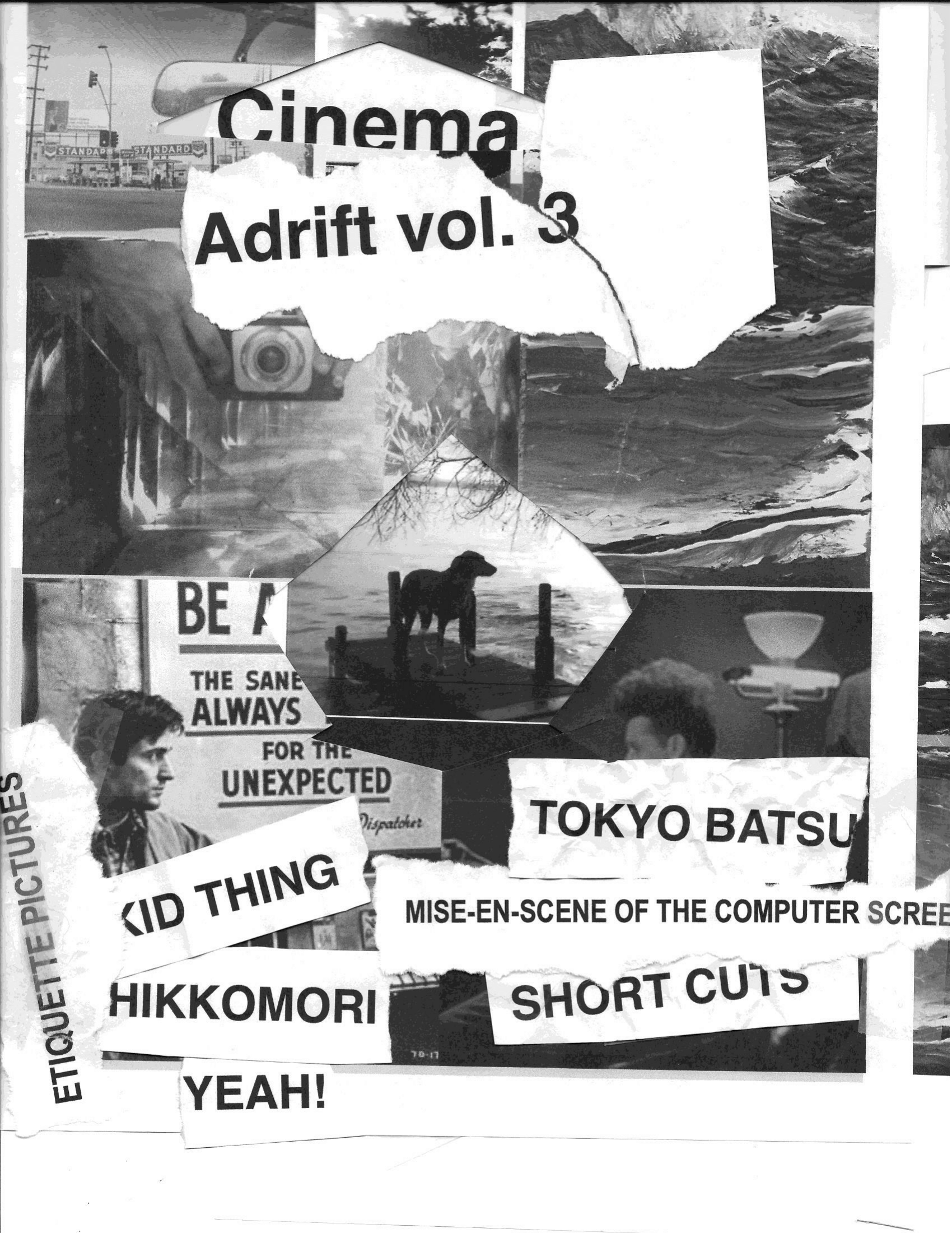 Click above for Vol. 3 (July 2015).