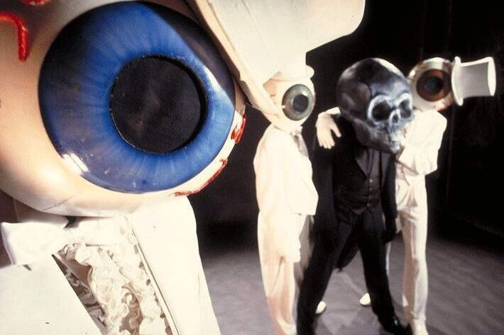 Theory of Obscurity: A Film About the Residents   is one of the must see films at this year's Denver Film Festival (according to us at least).