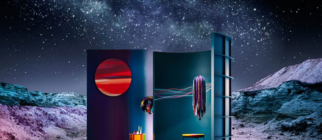 Dulux 2016 Colour Forecast – Artwork used in National Media Campaign